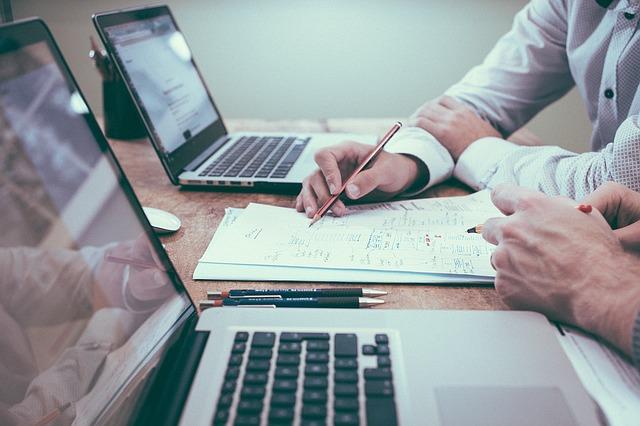 office-work-team-writing