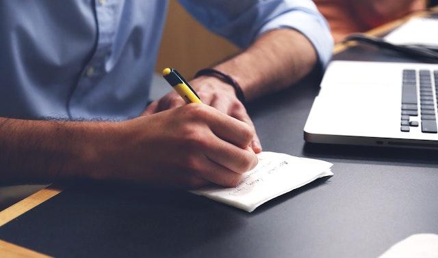tasks-list-writing